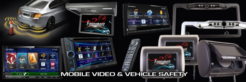 From here on out all auto manufactures will build vehicles with some level of mobile safety products, mobile video,  and mobile entertainment.  If your vehicle is in need of some of these amazing features and products, come on in and let us take care of your needs!