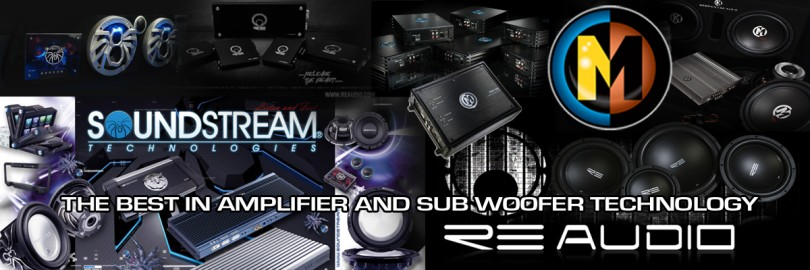 When its all said and done everyone loves options and choices.  We offer many top brands for your car audio needs!