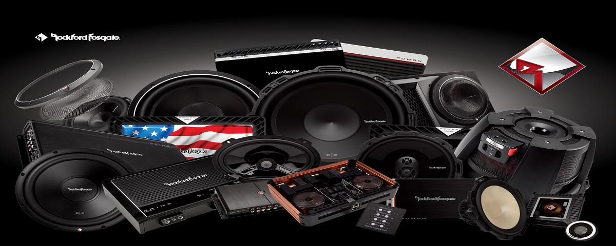 ROCKFORD FOSGATE AUTHORIZED DEALER