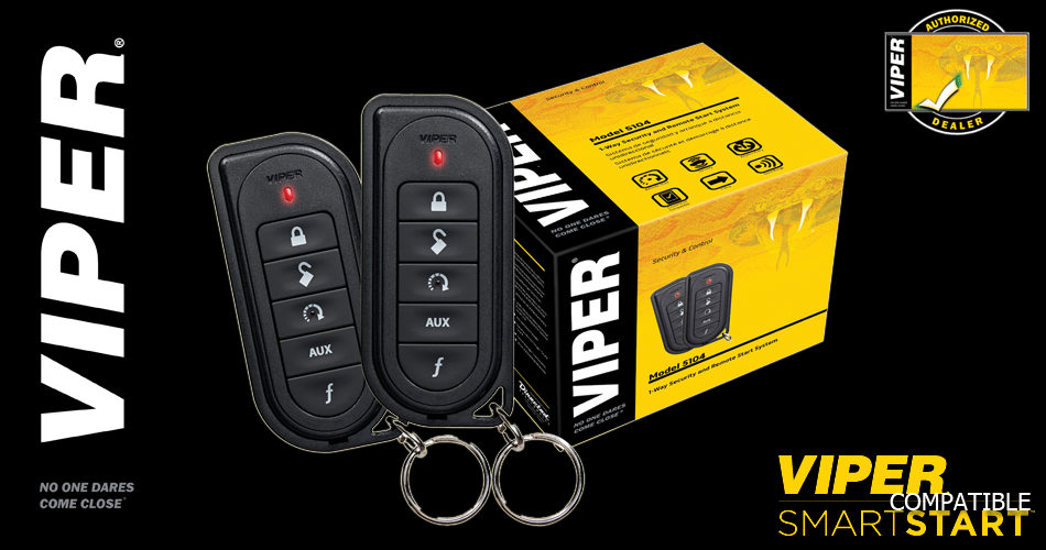 LV AUDIO & CUSTOMS VIPER VEHICLE SECURITY
